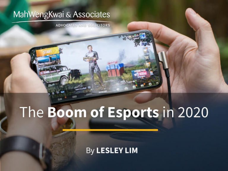 The Boom of Esports in 2020